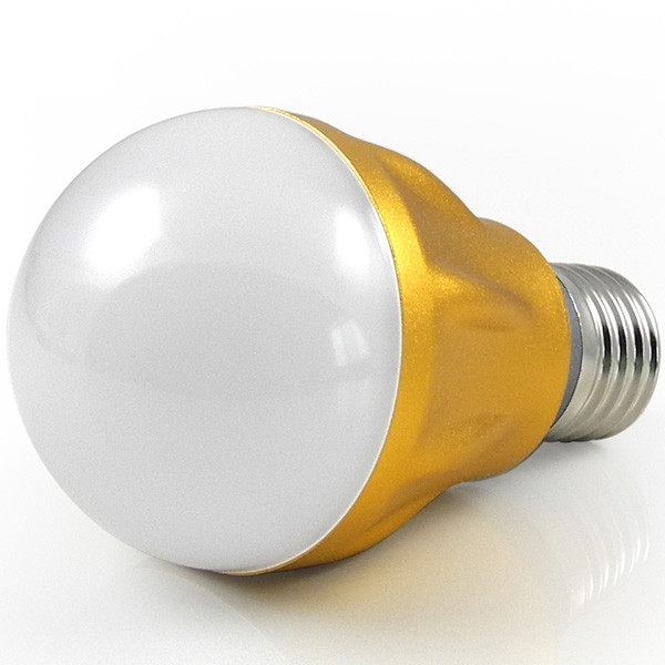 MENGS® E27 7W LED Globe Light 6x 7070 SMD LEDs LED Golf Ball Bulb in Warm White Energy-Saving Lamp