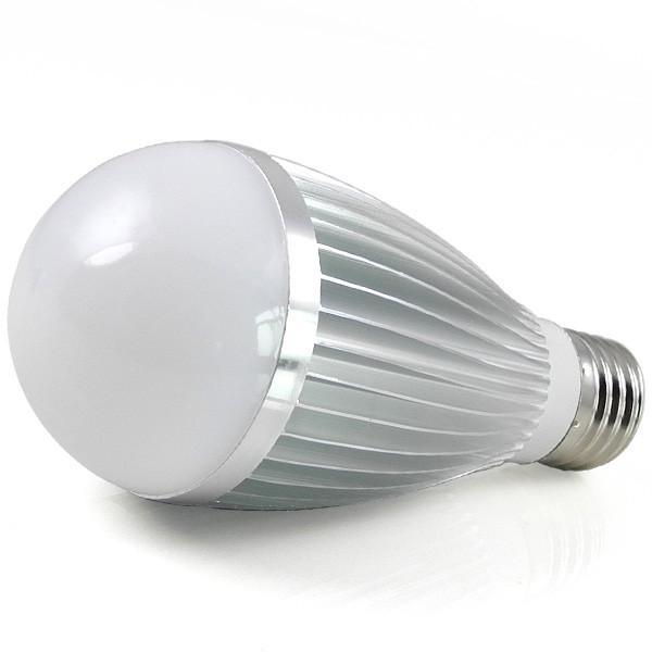 MENGS® E27 7W LED Globe Light 7x 1W SMD LEDs LED Golf Ball Bulb in Cool White Energy-Saving Lamp