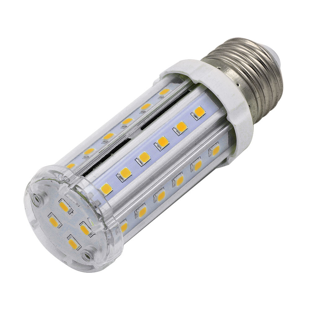 MENGS® E27 8W LED Corn Light 40x 2835 SMD LED Lamp Bulb With PC and aluminum plate In Warm White Energy-Saving Light
