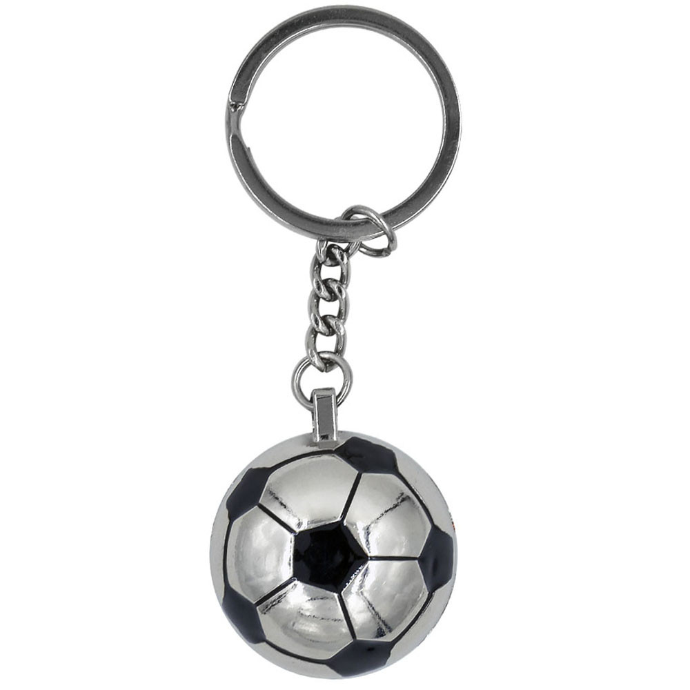 MENGS® Mini Creative Soccer Sports Model Football Keychain Key Ring Best Gift