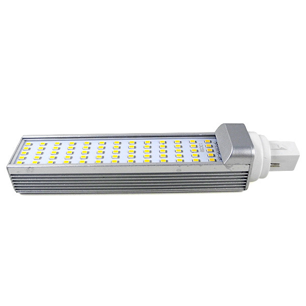 MENGS® G24 13W LED PL Light 65x 2835 SMD LEDs LED Lamp Bulb in Warm White Energy-Saving Lamp