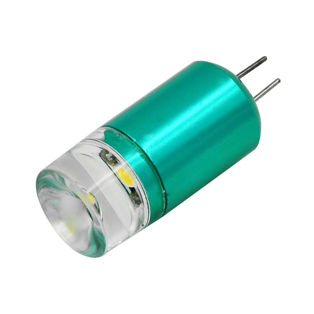 MENGS® G4 1.5W LED Light 2x 3030 SMD LED Bulb Lamp In Warm White Energy-Saving Light