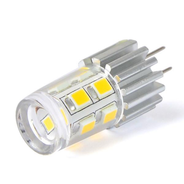 MENGS® G4 2W LED Light 12x 2835 SMD LEDs LED Bulb Lamp In Warm White Energy-saving Lamp