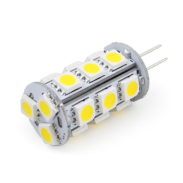 MENGS® G4 3W LED Light 18x 5050 SMD LEDs LED Bulb In Warm White Energy-Saving Lamp