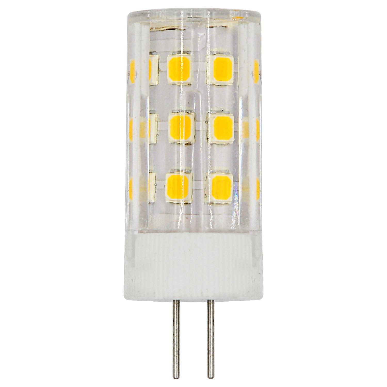 MENGS® G4 3W LED Light 27x 2835 SMD LED Bulb Lamp AC/DC 12V In Warm White Energy-Saving Light
