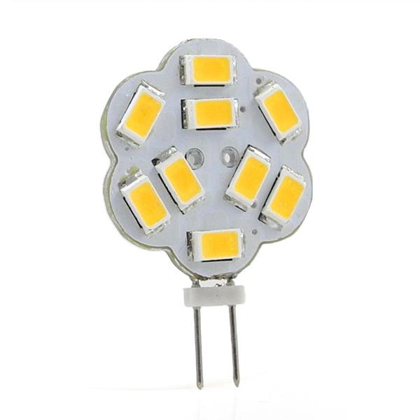 MENGS® G4 3W LED Light 9x 5730 SMD LEDs LED Bulb In Warm White Energy-Saving Lamp