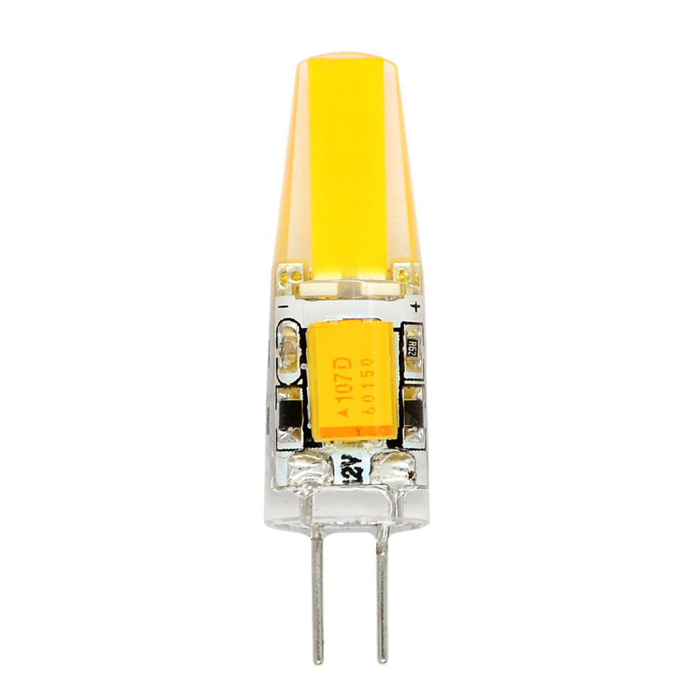 MENGS® G4 3W LED Light SMD LEDs LED Bulb Lamp AC/DC 12V In Warm White Energy-Saving Light