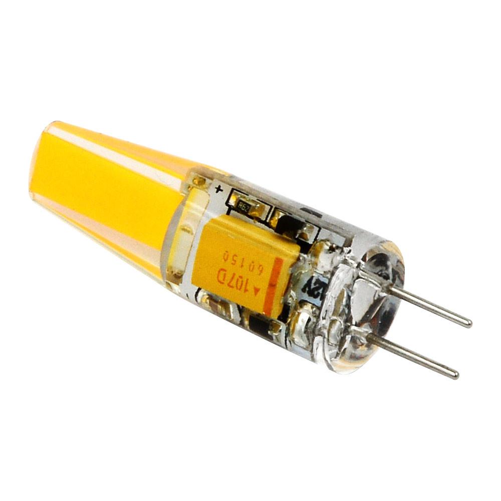 mengs g4 3w led light smd leds led bulb lamp acdc 12v in cool white light