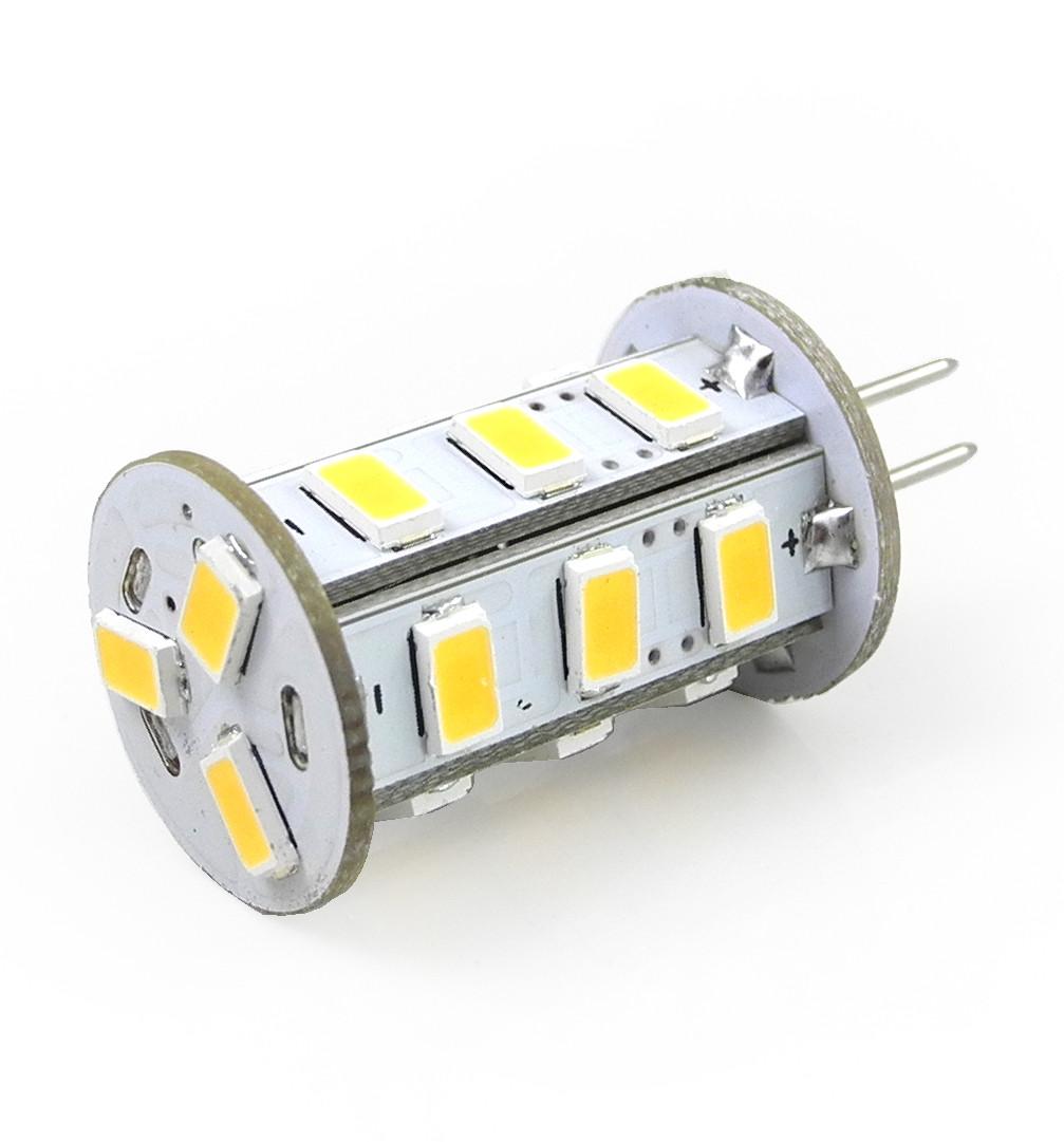 g4 4w led light 18x 5730 smd leds led lamp bulb dc 12v in warm white energy saving lamp led. Black Bedroom Furniture Sets. Home Design Ideas
