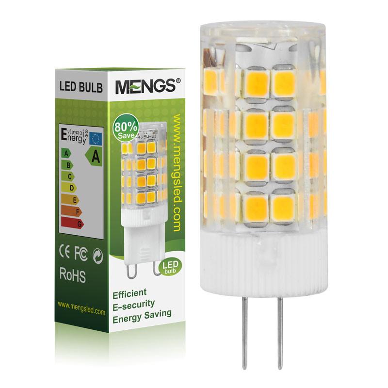 MENGS® G4 5W LED Corn Light 51x 2835 SMD LEDs LED Bulb Lamp in Cool White Energy-saving Lamp