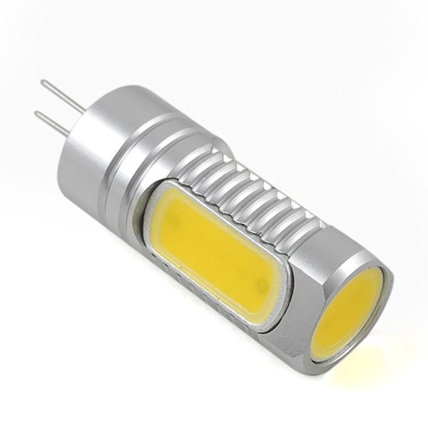MENGS® G4 6W LED Dimmable Light COB LEDs AC/DC 10V-30V   LED Bulb in Warm White Energy-Saving Lamp