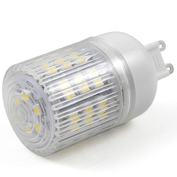 MENGS® G9 3W LED Corn Light 48x 3528 SMD LEDs LED Bulb In Warm White Energy-Saving Lamp