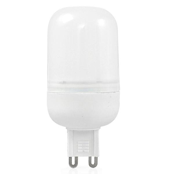 MENGS® G9 3W LED Light 18x 2835 SMD LEDs LED Bulb Lamp In Warm White Energy-saving Lamp