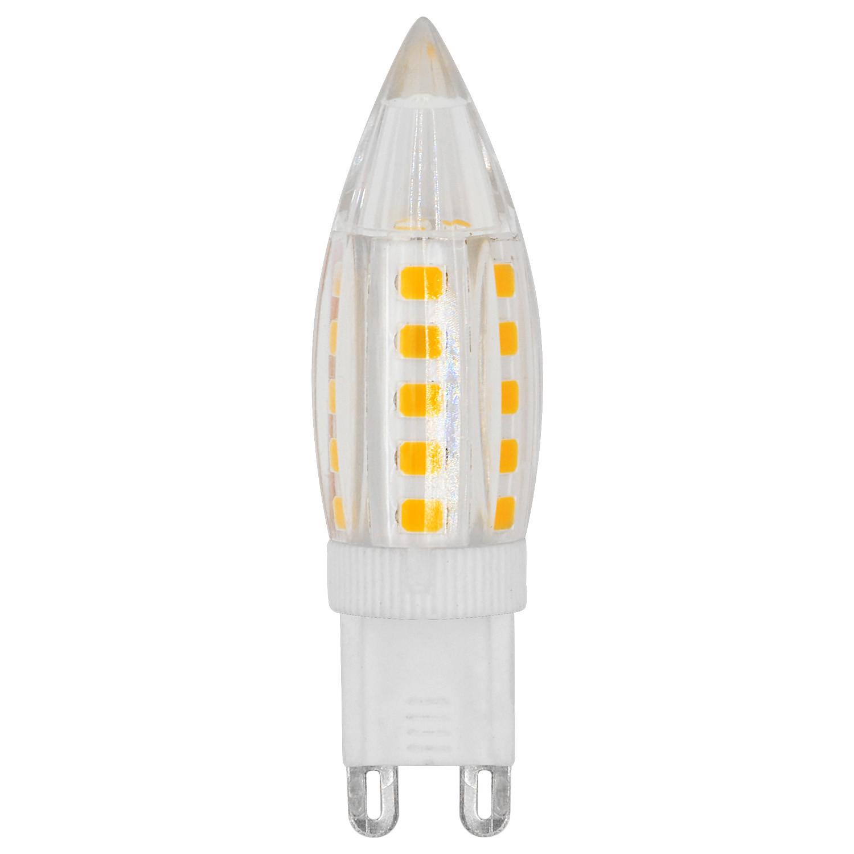 MENGS® G9 4W LED Light 33x 2835 SMD LED Bulb Lamp In Warm White Energy-Saving Light
