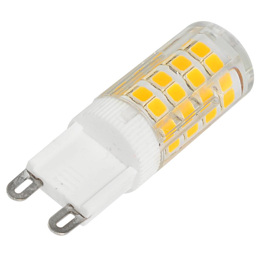 g9 5w led corn light 51x 2835 smd leds led bulb lamp in. Black Bedroom Furniture Sets. Home Design Ideas
