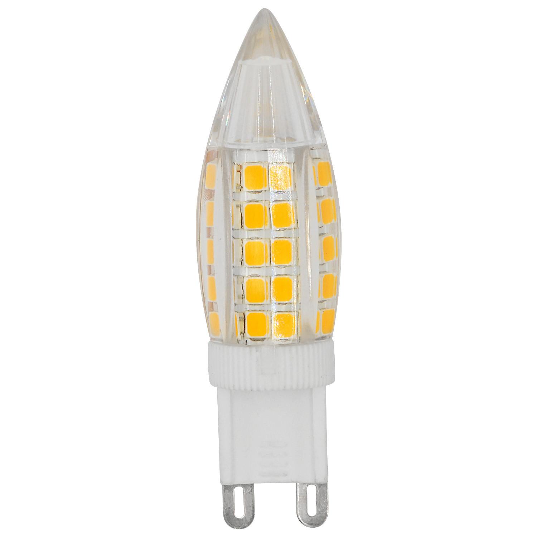 MENGS® G9 6W LED Light 64x 2835 SMD LED Bulb Lamp In Warm White Energy-Saving Light