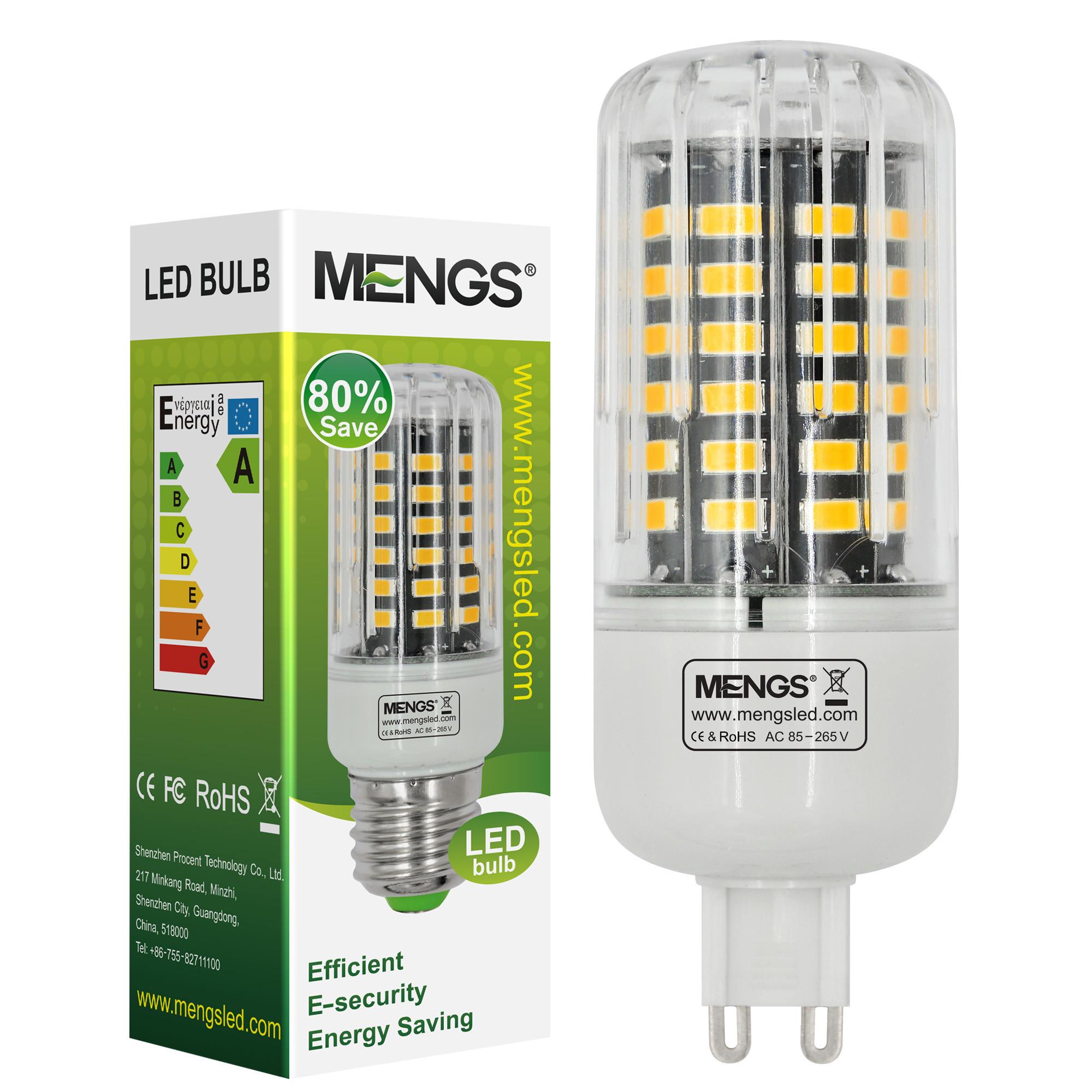 anti strobe g9 7w led corn light 56x 5736 smd led bulb lamp in warm white energy saving lamp. Black Bedroom Furniture Sets. Home Design Ideas