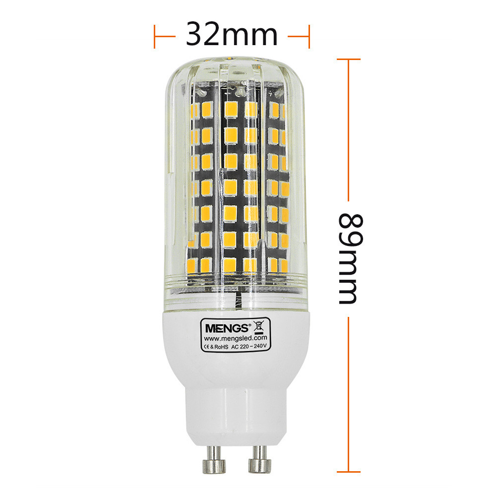 gu10 10w led corn light 112x 2835 smd led bulb lamp with aluminum plate in warm white energy. Black Bedroom Furniture Sets. Home Design Ideas