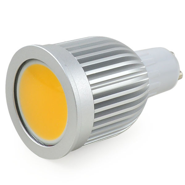 MENGS® GU10 5W LED Dimmable Spotlight COB LEDs LED Bulb in Warm White Energy-saving Lamp - 120°
