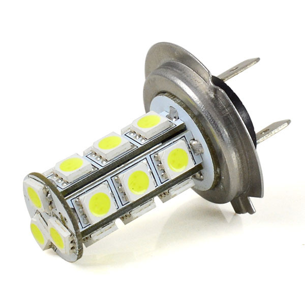MENGS® H7 3W LED Car Light 18x 5050 SMD LEDs Car Fog Light LED Lamp DC 12V in Cool White Energy-saving Lamp