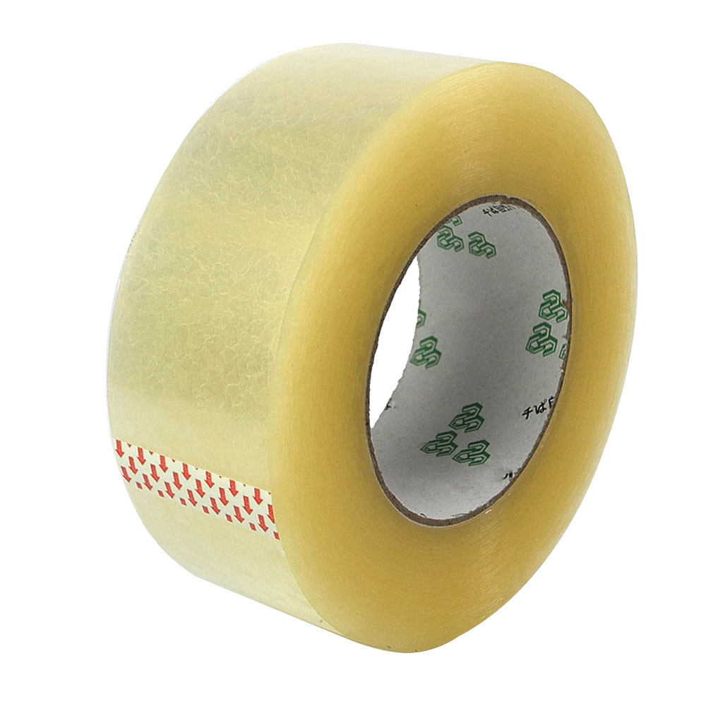 MENGS® 150M Clear Shipping Packaging Adhesive Tape With BOPP For Home Commercial Industrial Moving Shipping Storing Basical