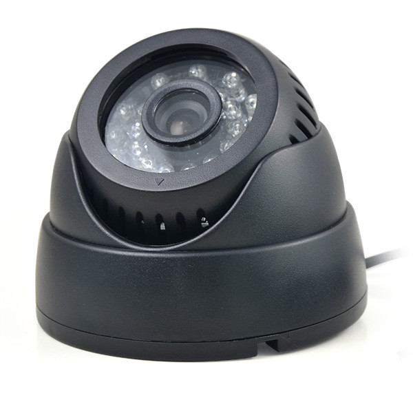 """MENGS® 1/4"""" COMS 420TVL USB Dome CCTV Security Infrared Night Vision Video Camera & DVR"""