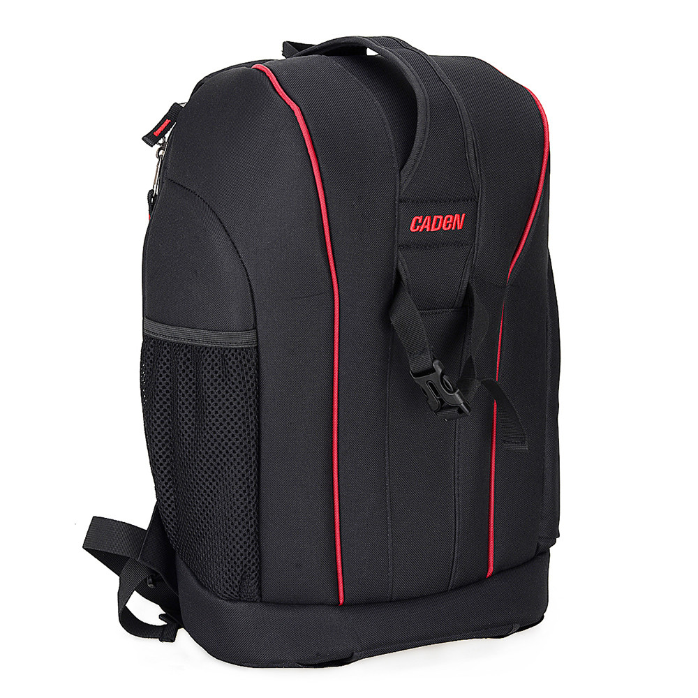 MENGS® K6 Nylon Material Shoulder Camera Bag Backpack Style Waterproof For Canon / Nikon Or Other SLR Camera, Lens, Flashlight, Ipad, Battery, SD Card Etc