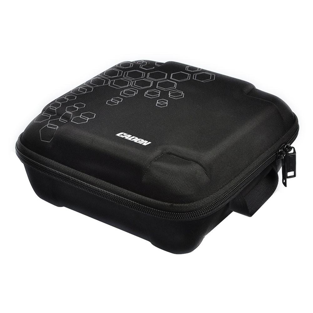 MENGS® Large Size Waterproof And Portable Best Camera Bag EVA Material for Battery, Charger, Memory Cards, Cables etc