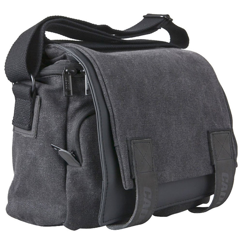 MENGS® M2 Waterproof Canvas Shoulder Camera Bag Suit For Canon / Nikon And Other SLR Camera