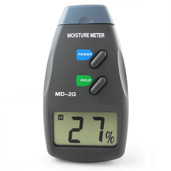 MENGS® MD-2G Professional LCD Digital Wood Moisture Meter Timber Damp Detector Tester