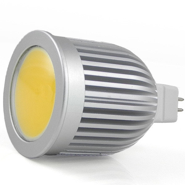 MENGS® MR16 7W LED Spotlight 1x 7W COB LEDs LED Bulb in Cool White Energy-saving Lamp