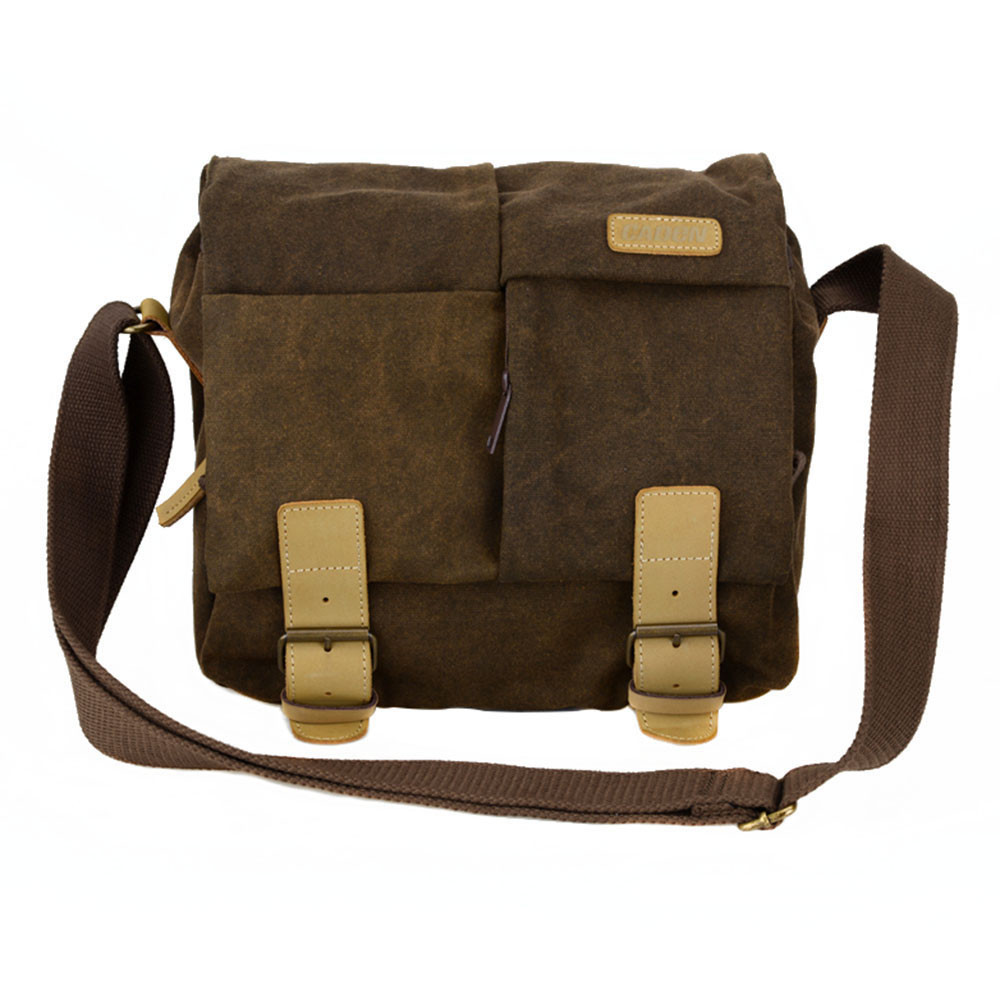 Mengsphoto Mengs 174 N2 Canvas And Leather Shoulder