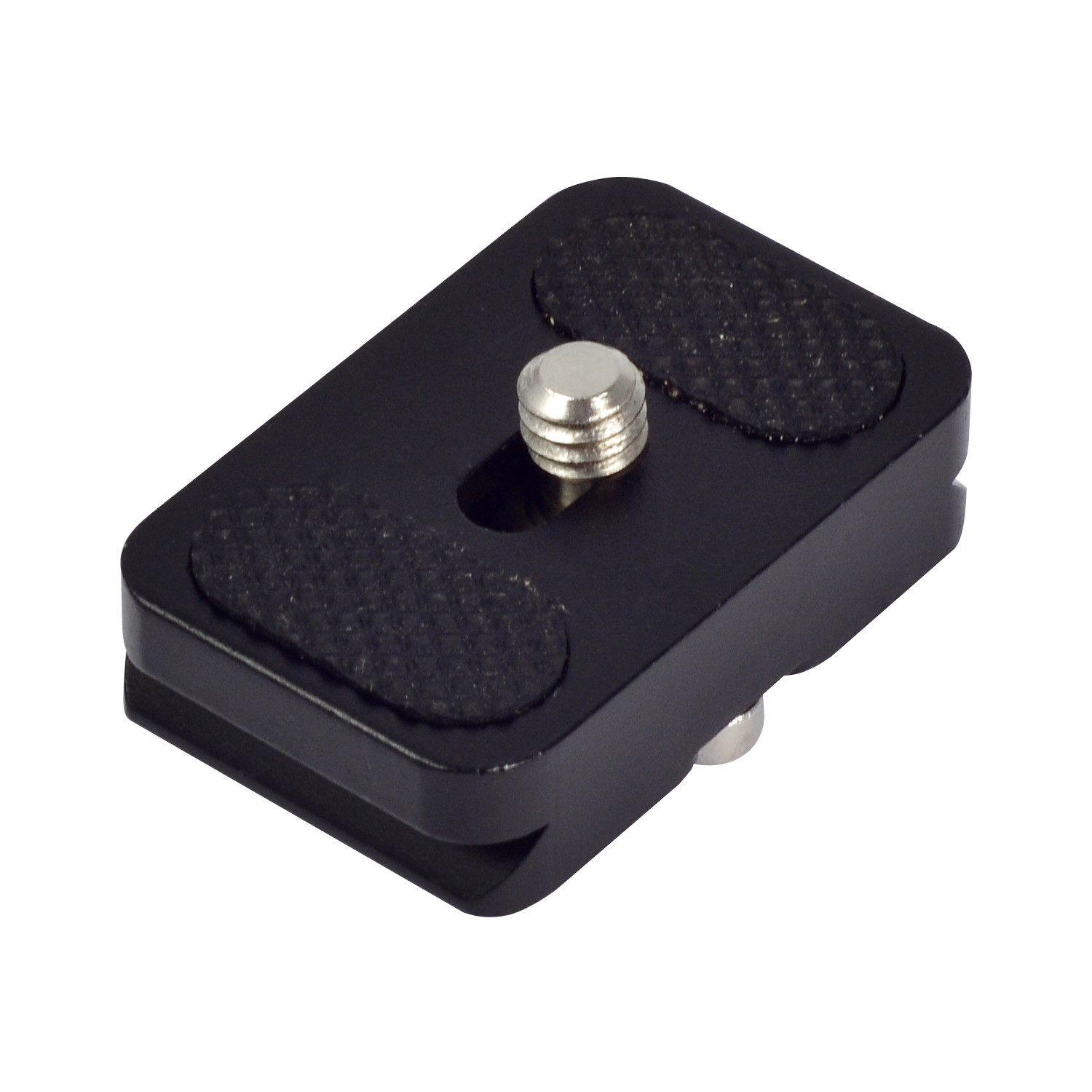 MENGS® PU-25 1/4'' Screw Quick Release Plate With Aluminium Compatible With All Arca-Swiss Standard, Such As RRS / KIRK / Wimberley / MARKINS Etc Camera Clam or Ball Heads