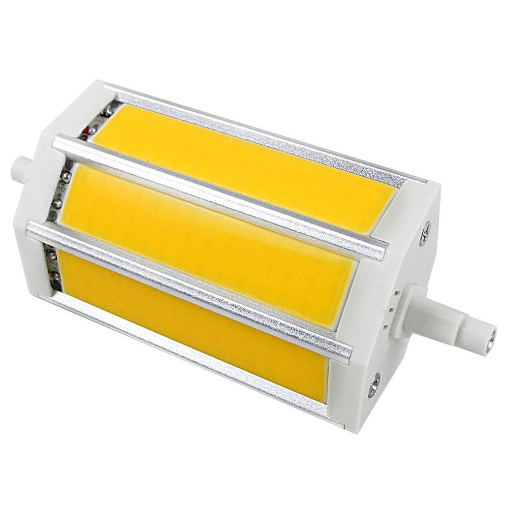 MENGS® R7S J118 10W LED Flood Light 3 COB LEDs 118mm LED Lamp Bulb in Cool White Energy-saving Lamp