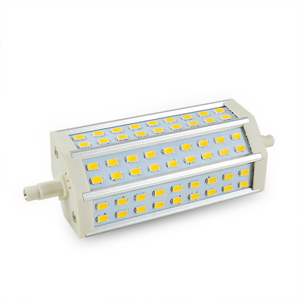 MENGS® R7s 14W LED Dimmable Flood Light 54x 5730 SMD LEDs LED Lamp Bulb in Warm White Energy-saving Lamp