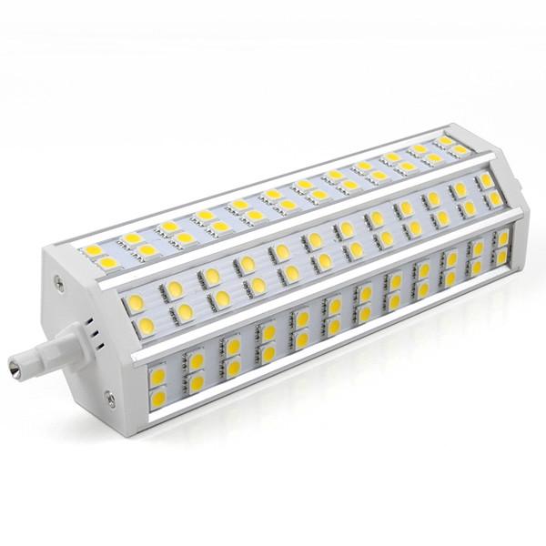 MENGS® R7S 15W LED Light 72x 5050 SMD LEDs LED Lamp Bulb In Warm White Energy-Saving Lamp