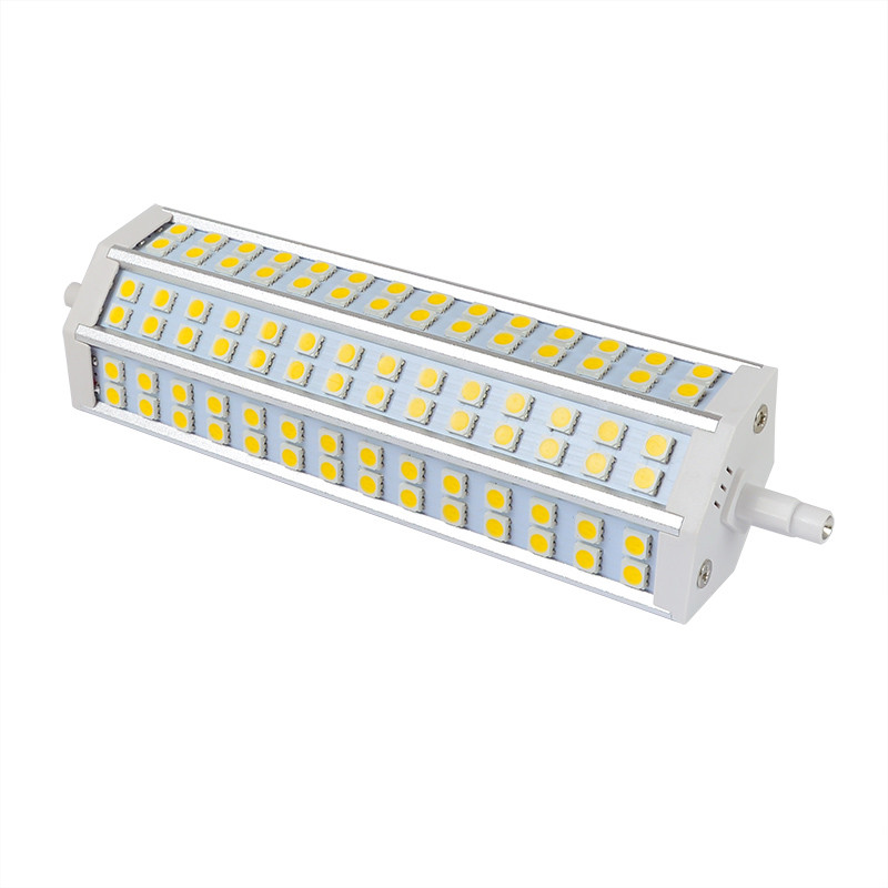 MENGS® R7s 15W LED Dimmable Flood Light 84x 5050 SMD LEDs LED Lamp Bulb In Cool White Energy-Saving Lamp