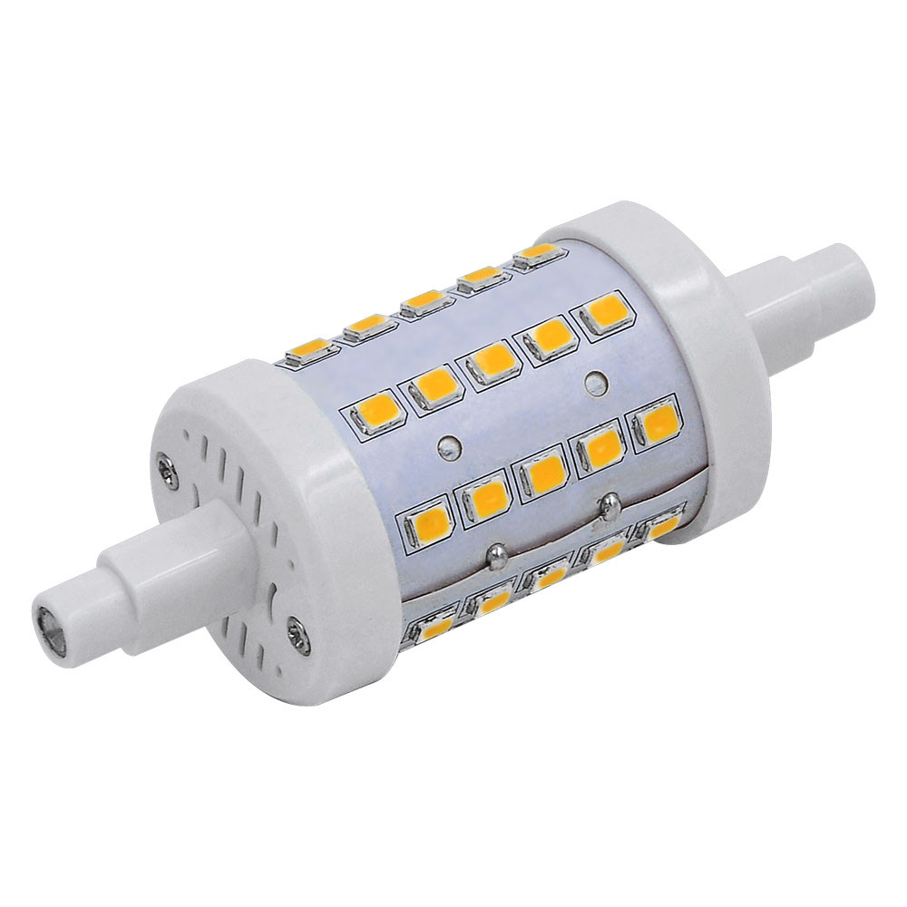 MENGS® R7s 5W LED Flood Light 40x 2835 SMD LED Lamp Bulb In Cool White Energy-Saving Light