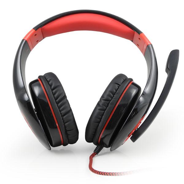 MENGS® SA-905 7.1 Surround Sound USB Gaming Headset Microphone PC Headphone Flashlight