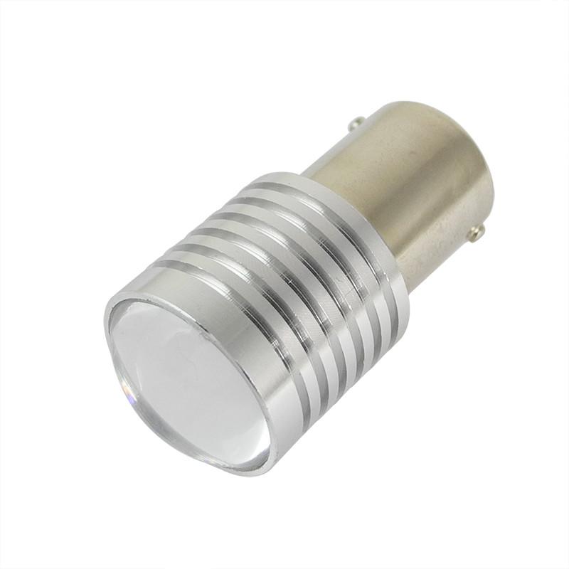 MENGS® 1156/BA15S 10W Red CREE LED Car Light for Anti Fog/ Brake / Reading / Door Light DC 9 30V Energy-Saving Lamp
