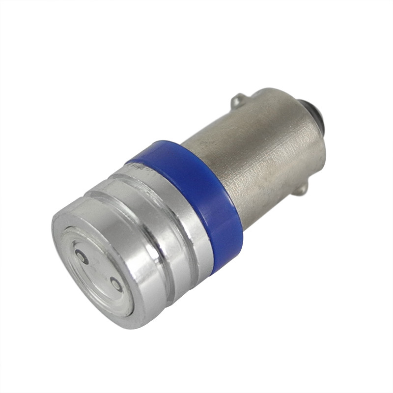 MENGS® BA9S 1.5W LED Car Light For Car Turning Light / Reversing Light / Fog Light DC 12V In Blue Energy-Saving Lamp