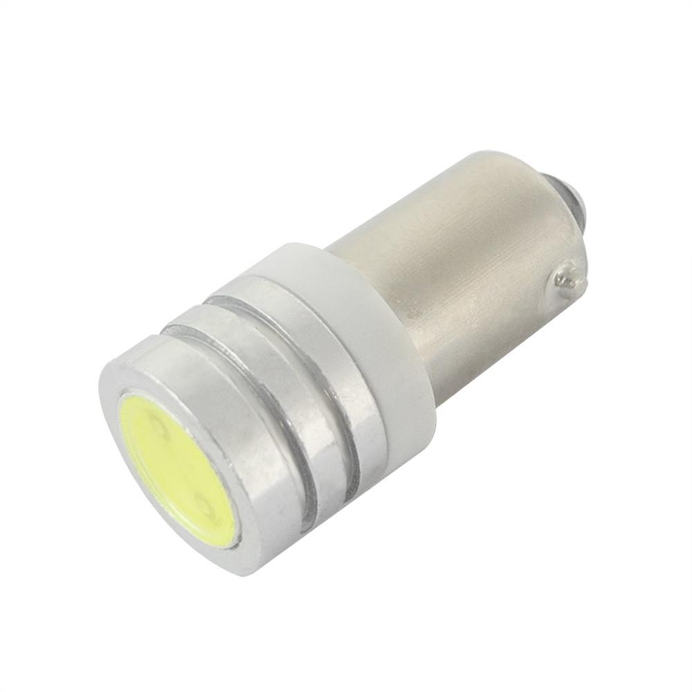 MENGS® BA9S 1.5W LED Car Light For Car Turning Light / Reversing Light / Fog Light DC 12V In White Energy-Saving Lamp