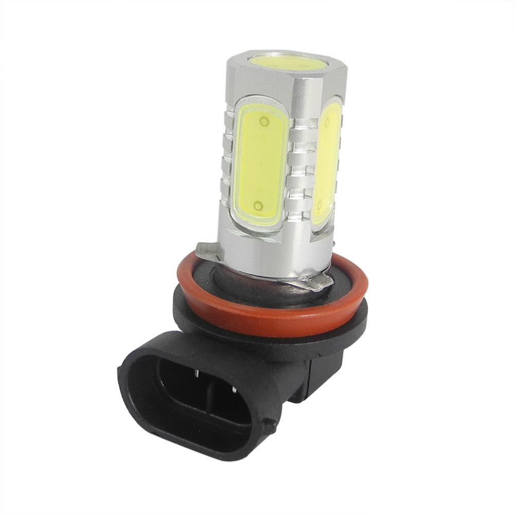 MENGS® H11 7.5W White LED Car Light for LED Anti-Fog Light / Reversing Light / Tail Light DC 9-30V Energy-Saving Lamp