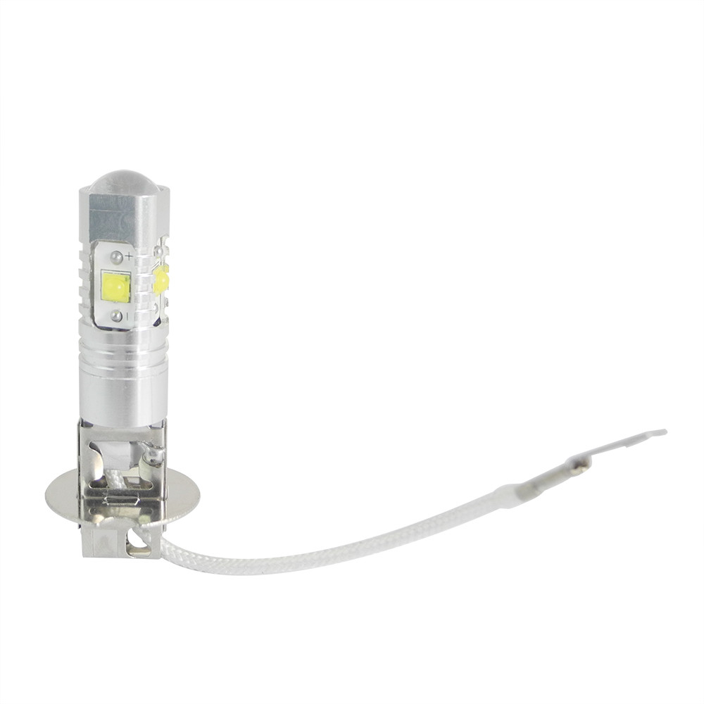 MENGS® H3 25W White LED Car Light CREE LED Lamp LED Anti-Fog Light DC 9-30V Energy-Saving Lamp