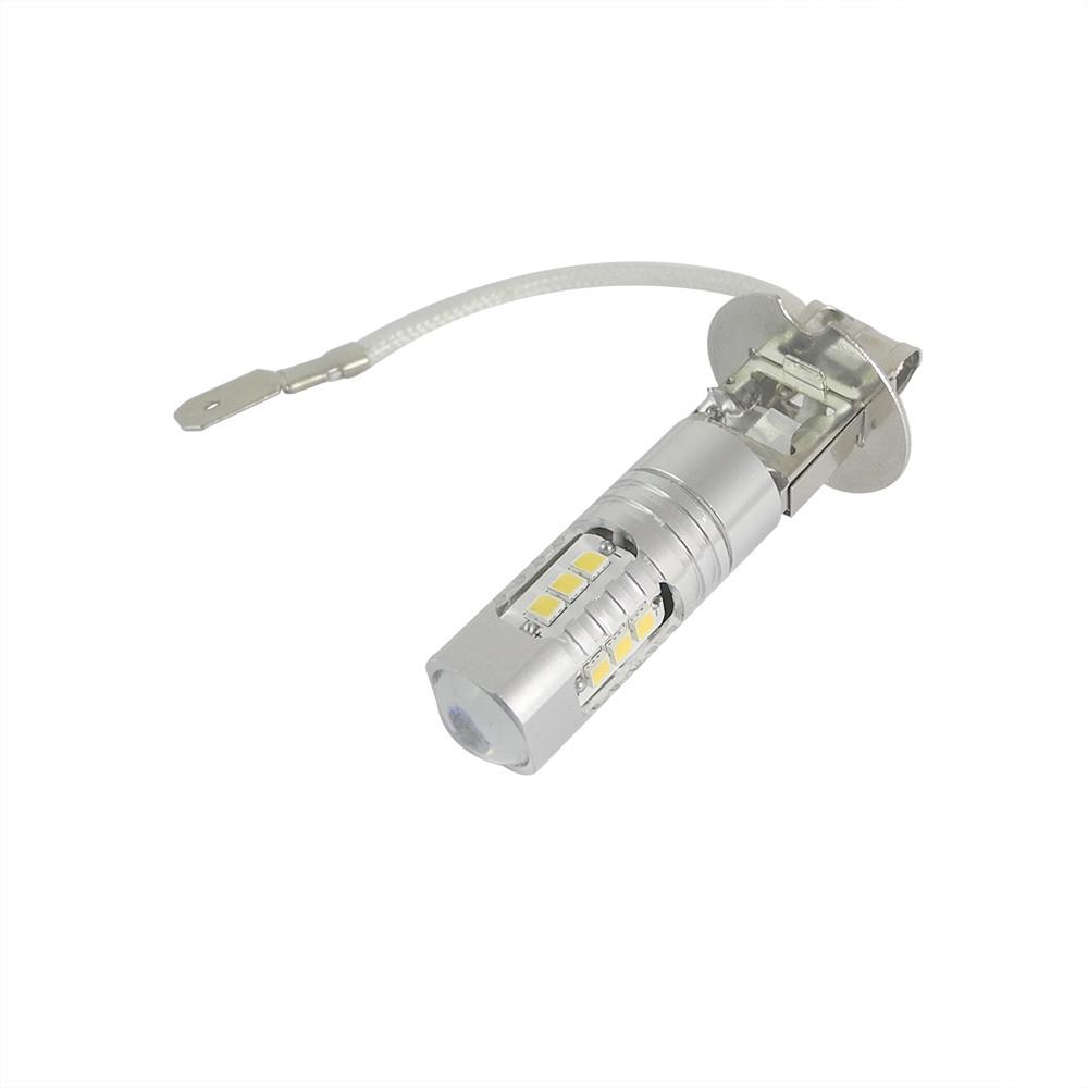 MENGS® H3 15W LED Car Light for Anti-Fog Light / Tail Light DC 9-30V In White Energy-Saving Light - H3TN-SM2323-15X1W