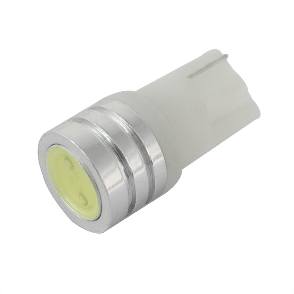 MENGS® T10 1.5W White LED Car Light for Turning Light / Reading Light / License Plate Light / Car Dome Light DC 12V Energy-Saving Light