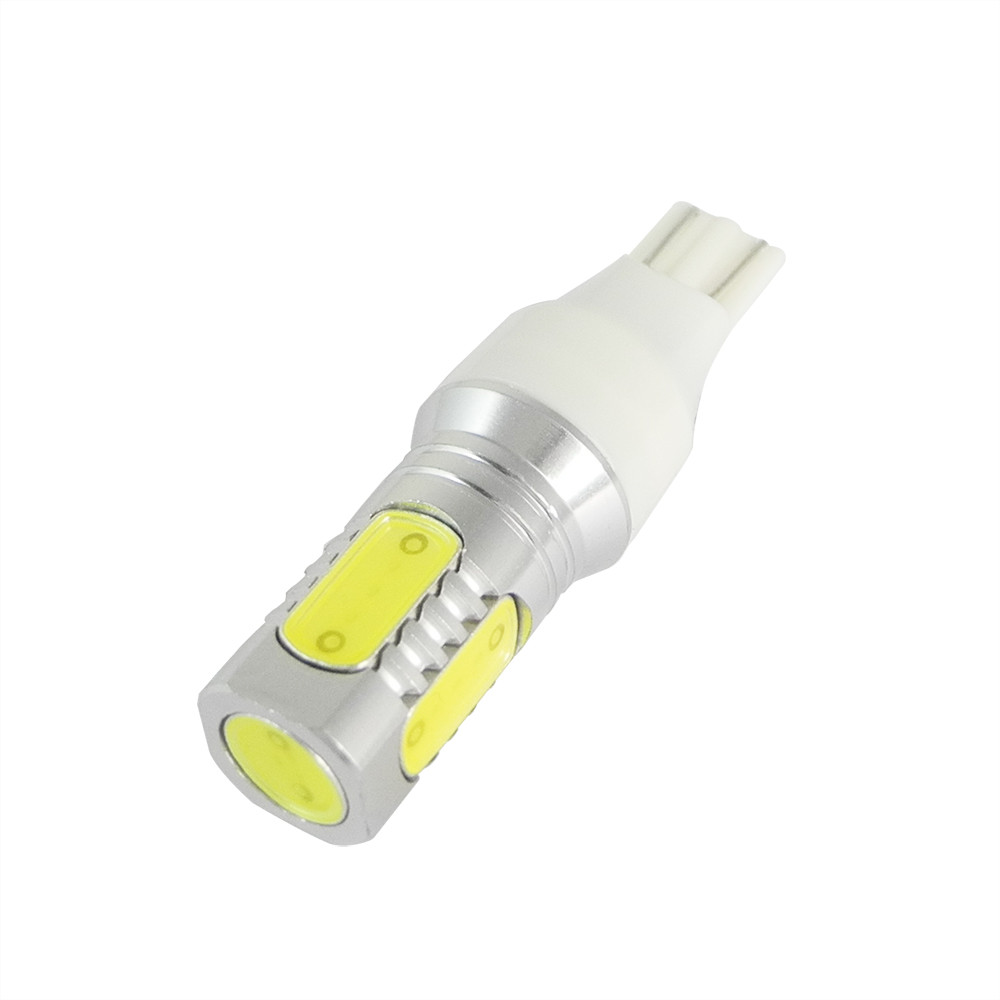 MENGS® T15 5W White LED Car Light For Turning Light / Reading Lamp / Trunk Light / Width Lamp DC 9-30V Energy-Saving Lamp
