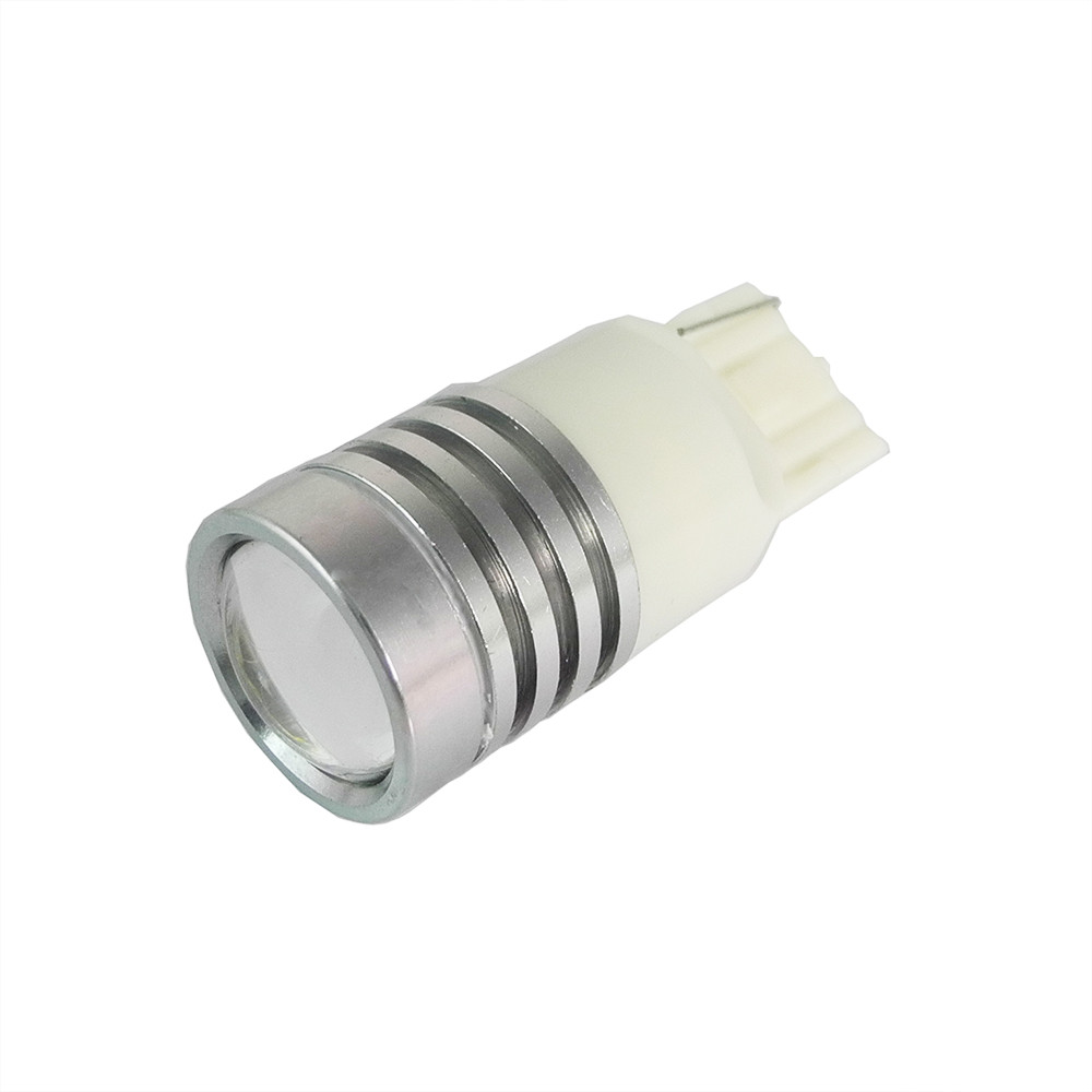 MENGS® T20 3W LED Car Light for Anti-Fog Light / Reversing Light / Brake Light / Tail Light DC 9-30V In White Energy-saving lamp
