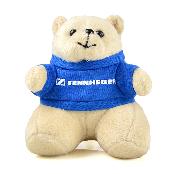 MENGS® Cute and Soft Bear for Sennheiser can used as headphone tripod - Small