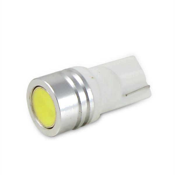 MENGS® T10 1.5W LED Car Light COB LEDs Car Width Light / Reading Light / Indoor Car Light LED Lamp DC 12V in Warm White Energy-saving Lamp